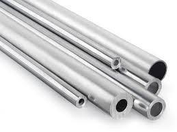 Fabricante de tubos de alum nio atecmetais - Tubo de aluminio redondo ...