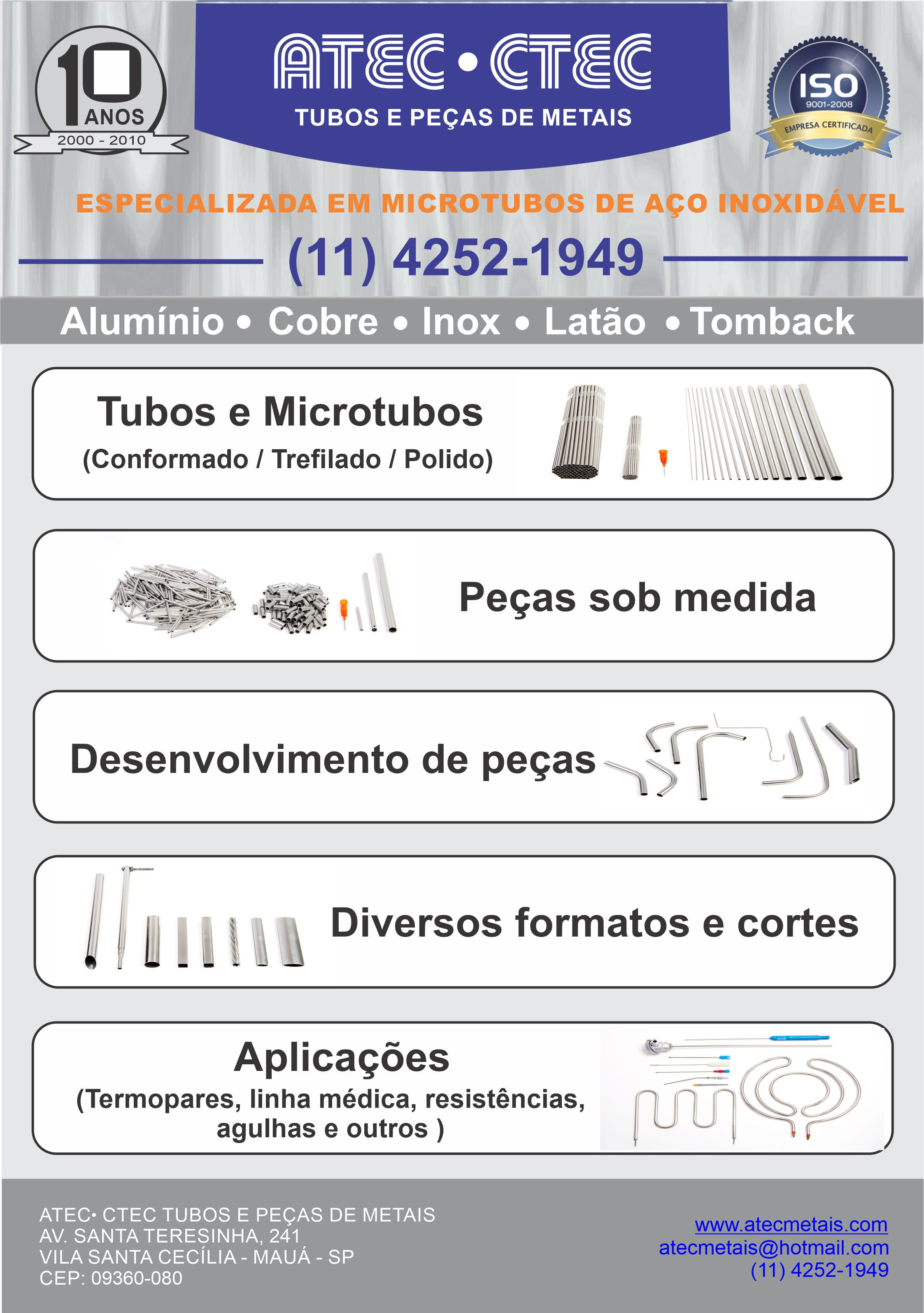 Microtubos
