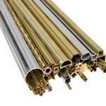 Micro tubos de cobre