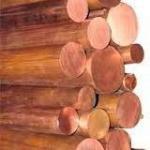 Trefilação de vergalhões de cobre